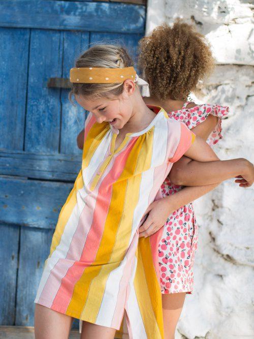Playful Summer Girls Dresses Tea Collection 40 OFF Sale