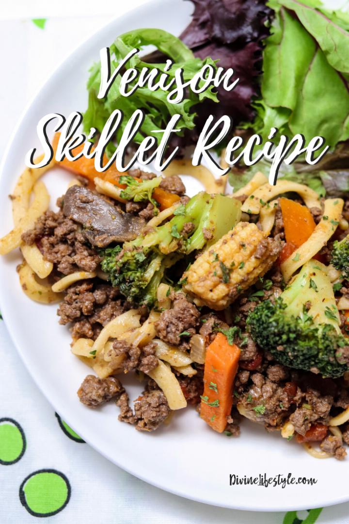 Venison Skillet Recipe