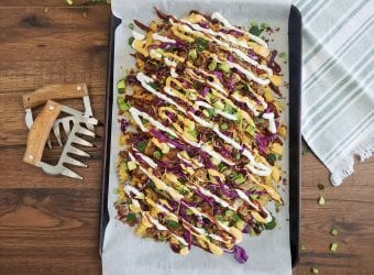 BBQ Pulled Pork Nachos Recipe