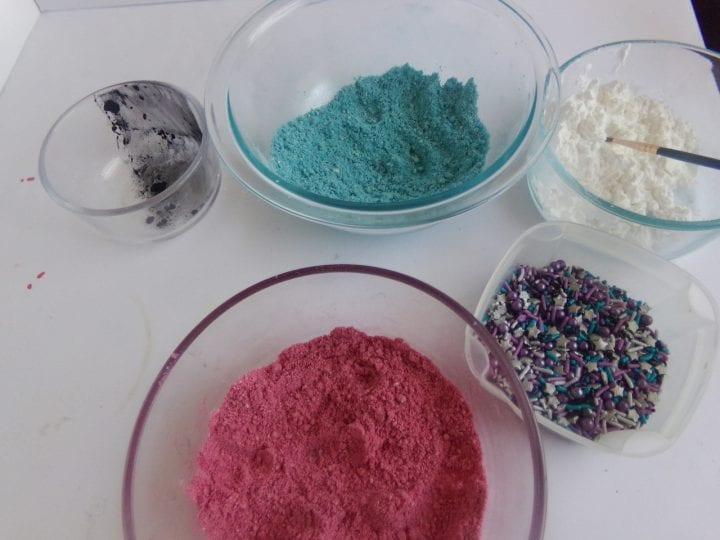 intergalactic bath bomb ingredients