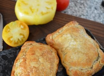 Easy Meat Hand Pies Recipe
