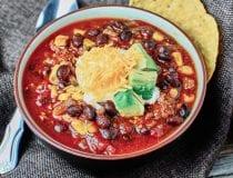 Slow Cooker Taco Chili Recipe