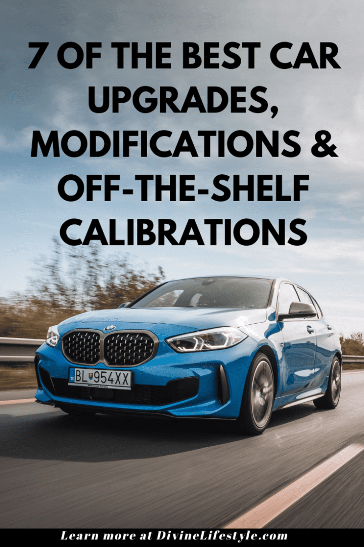7 of the Best Car Upgrades Modifications and Off-the-Shelf Calibrations