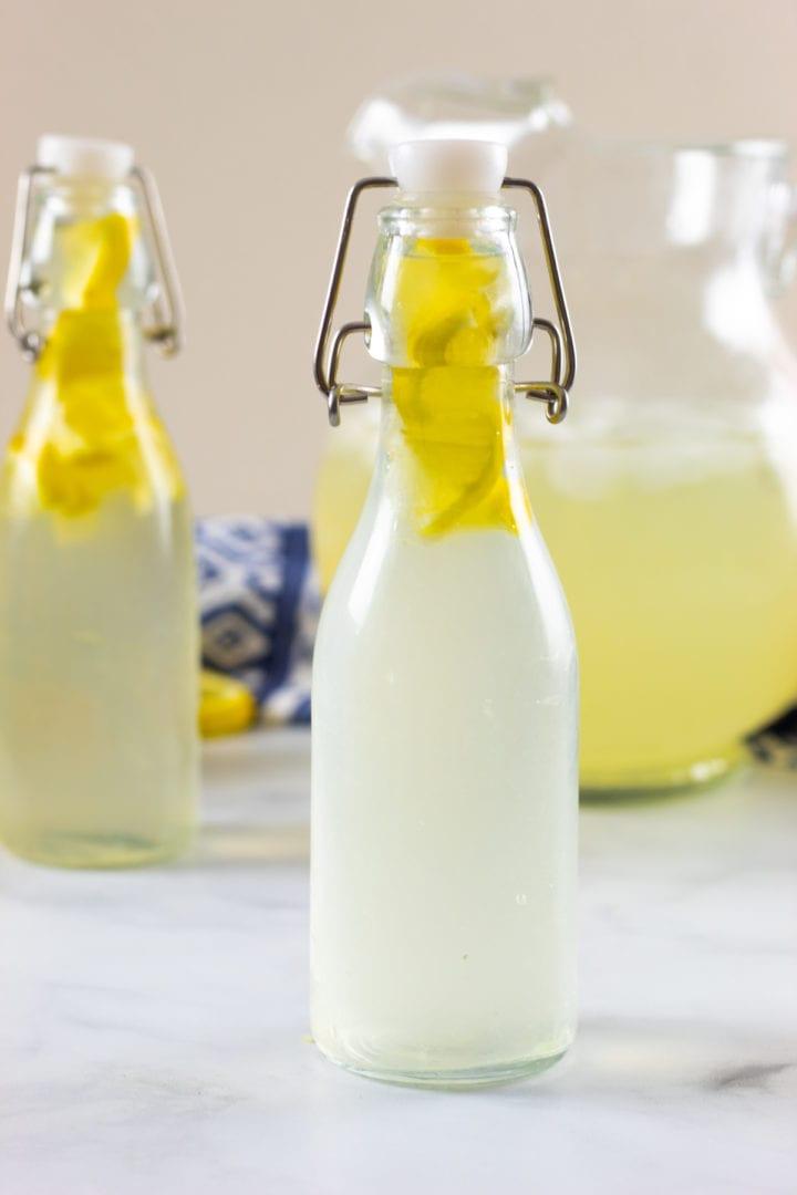Elderflower Lemonade Recipe