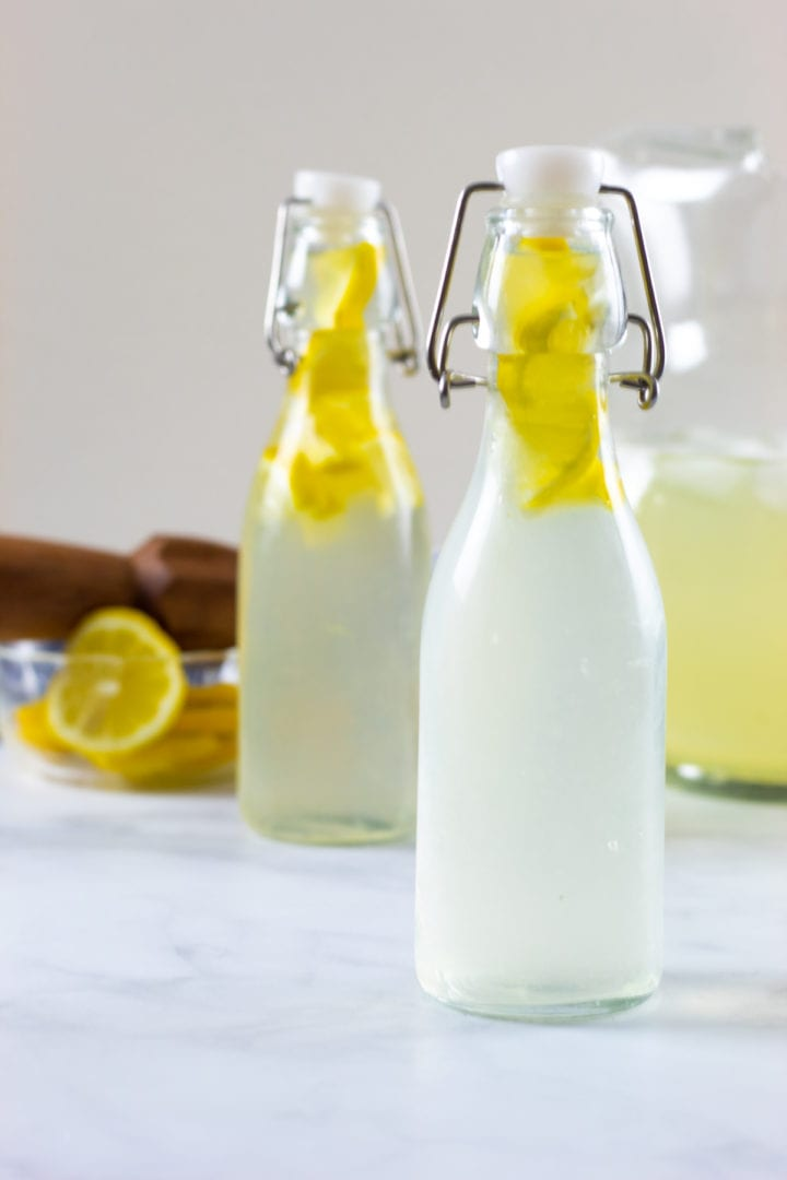 Elderflower Lemonade Recipe