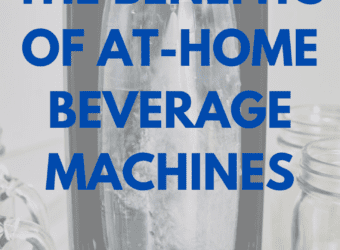 The Benefits of At-Home Beverage Machines