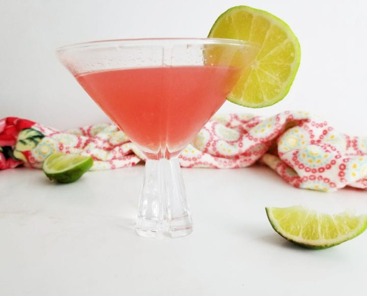 Tito's Watermelon Cucumber Martini Recipe