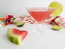 Tito's Watermelon Cucumber Martini Recipe