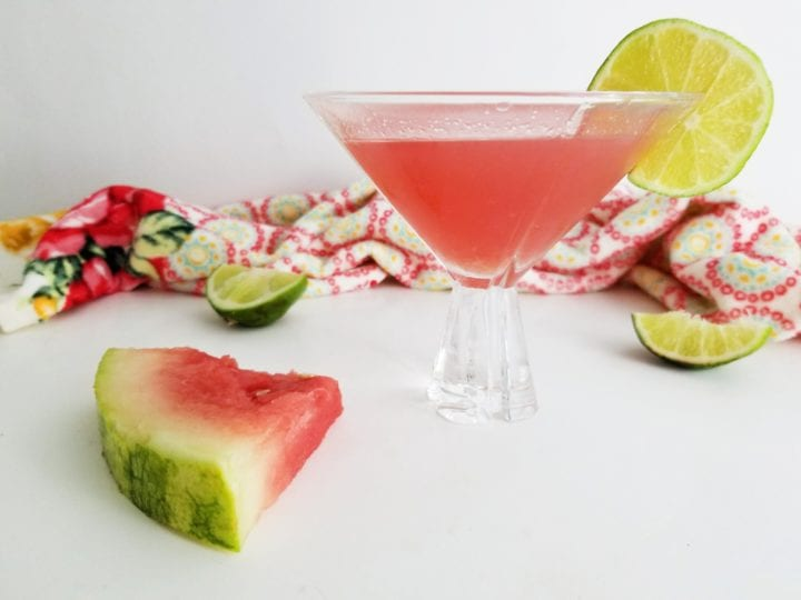 watermelon martini melon martini recipe