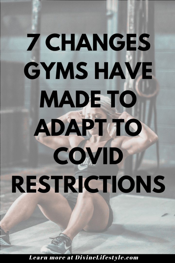 7 Changes Gyms Have Made to Adapt to COVID Restrictions
