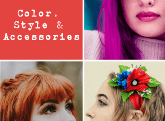 Color Style and Accessories: Popular Hair Trends