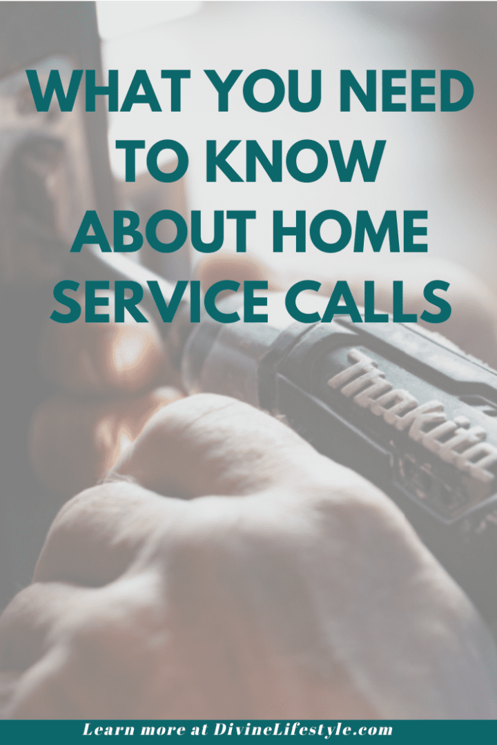What You Need to Know About Home Service Calls