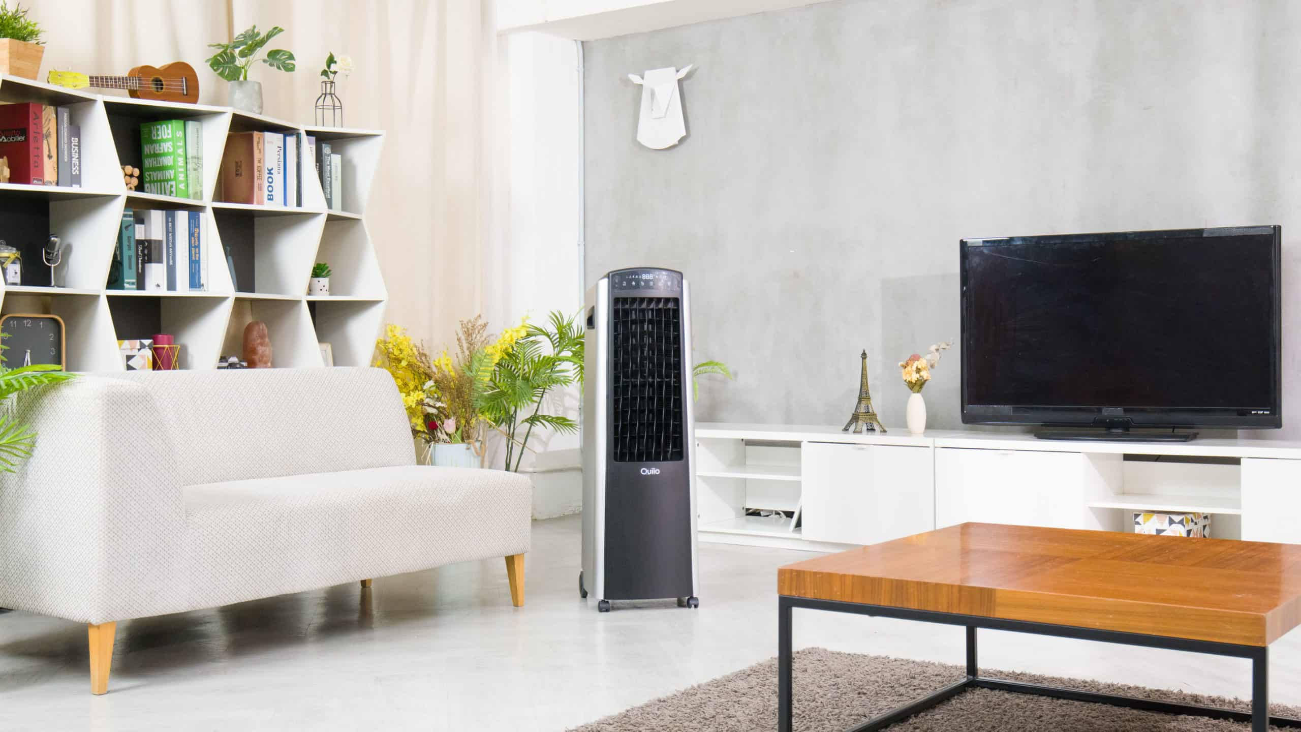 Quilo Aviance: An All Seasons Air Climatizer