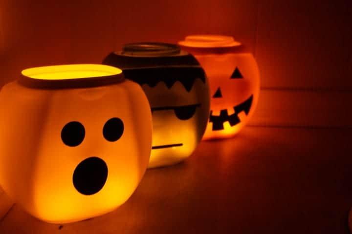 Upcycled Laundry Detergent Tub: DIY Frankenstein Craft Bucket for Halloween