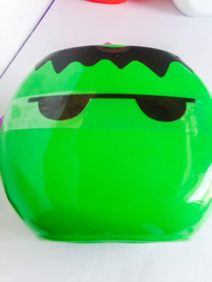frankenstein face craft frankenstein face template