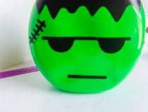 Upcycled Laundry Detergent Tub: DIY Frankenstein Craft Bucket for Halloween