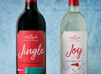 Enjoy Hallmark Channel Wines this Holiday Season