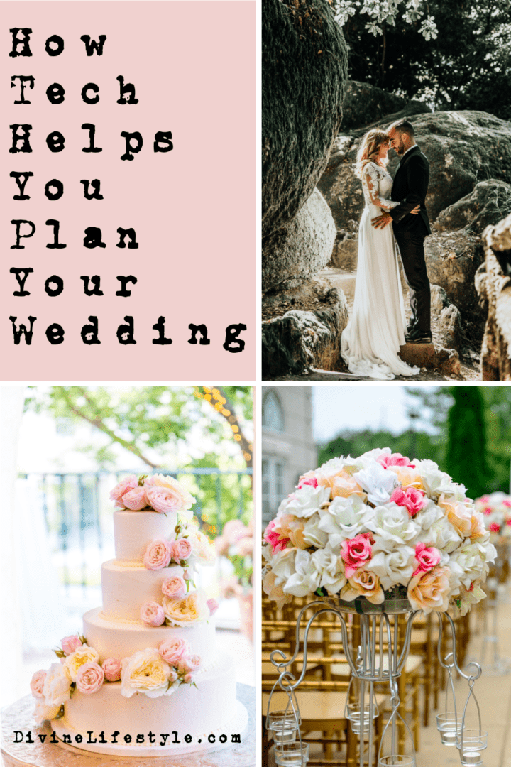 How Technology Helps You Plan Your Wedding