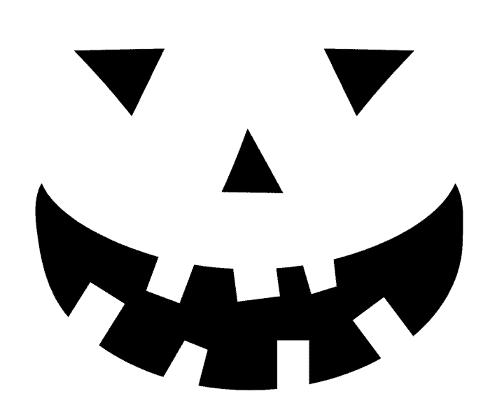 Pumpkin Pattern Laundry Bucket Upcycle Halloween Craft