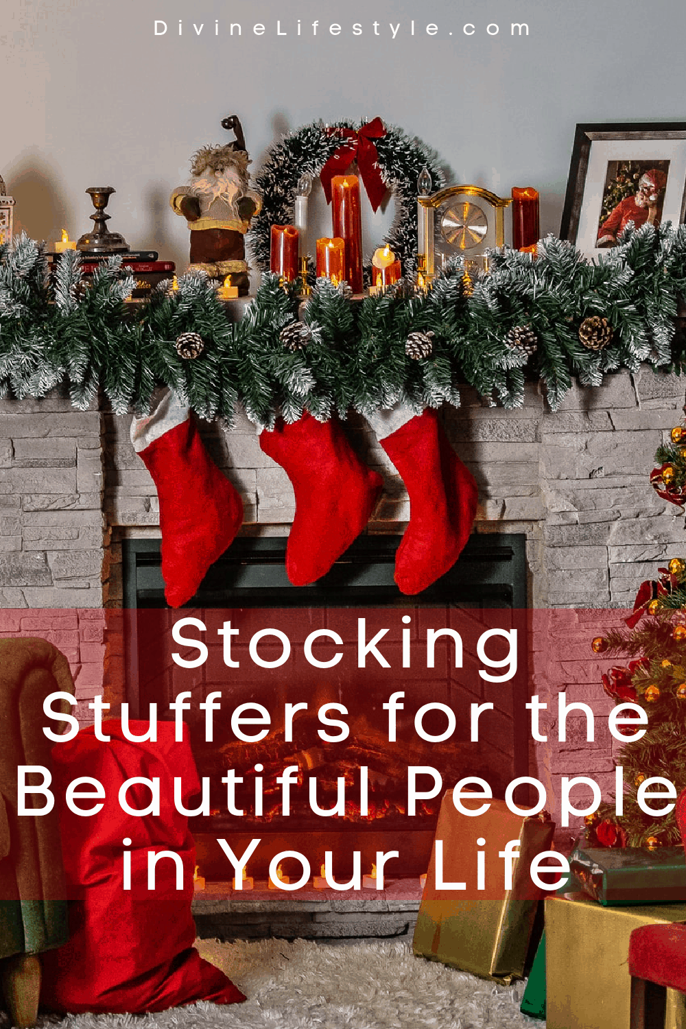 Stocking Stuffers for the Beautiful People in Your Life