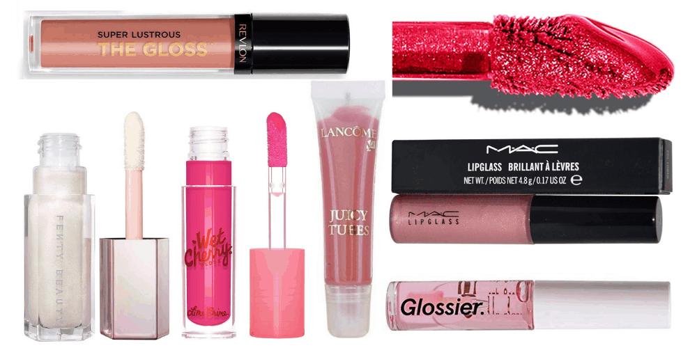 6 Best Lip Glosses for Extra Shine