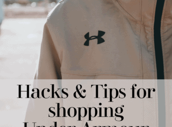 Shopping Hacks and Tips at Under Armour using Slickdeals