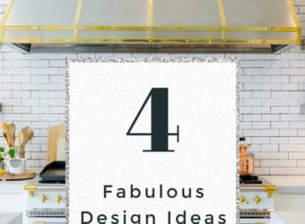 4 Fabulous Design Ideas for a Modern Kitchen