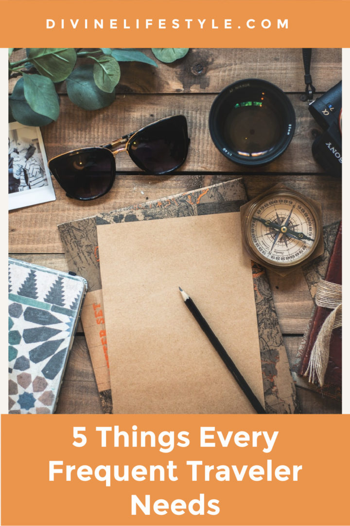 5 Things Every Frequent Traveler Needs