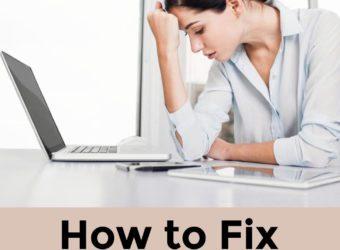 How to Fix Common MacBook Problems