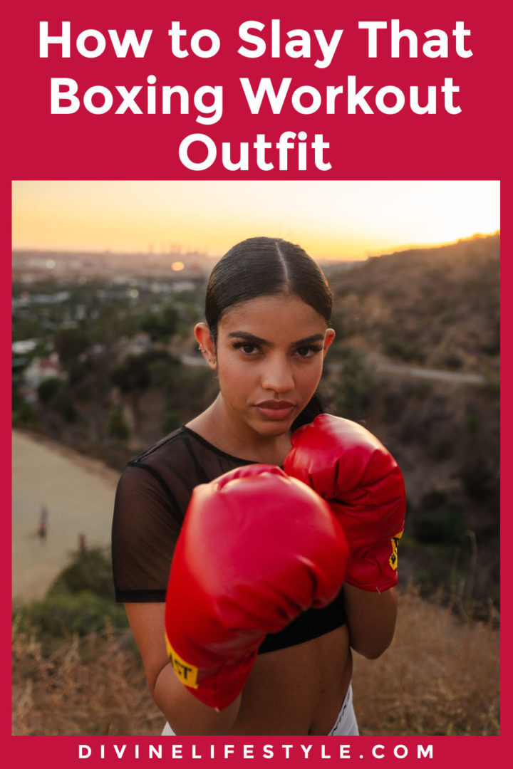 How to Slay That Boxing Workout Outfit