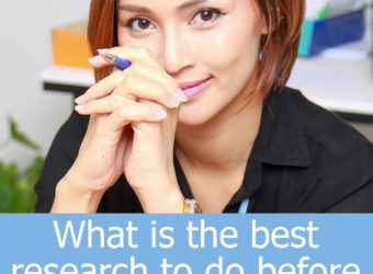 What is the best research to do before buying a franchise?